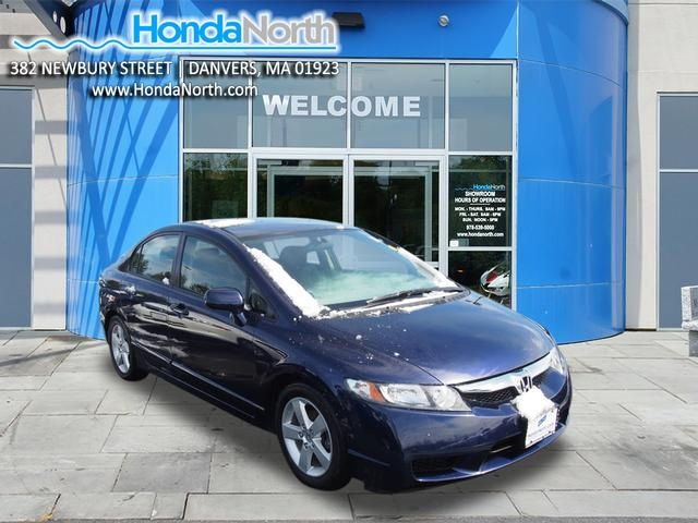 Certified Used Honda Civic LX-S