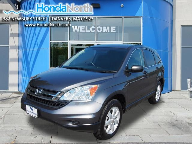 Certified Used Honda CR-V SE