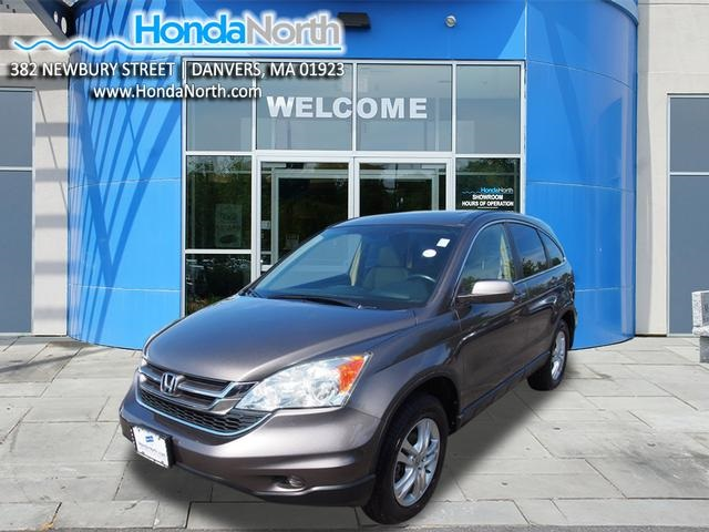 Certified Used Honda CR-V EX-L