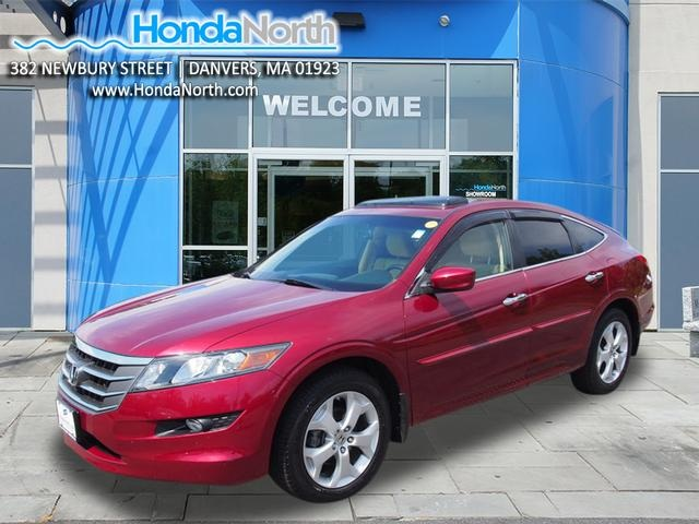 Certified Used Honda Accord Crosstour EX-L